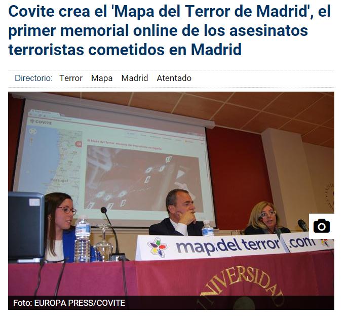 mapa del terror europapress