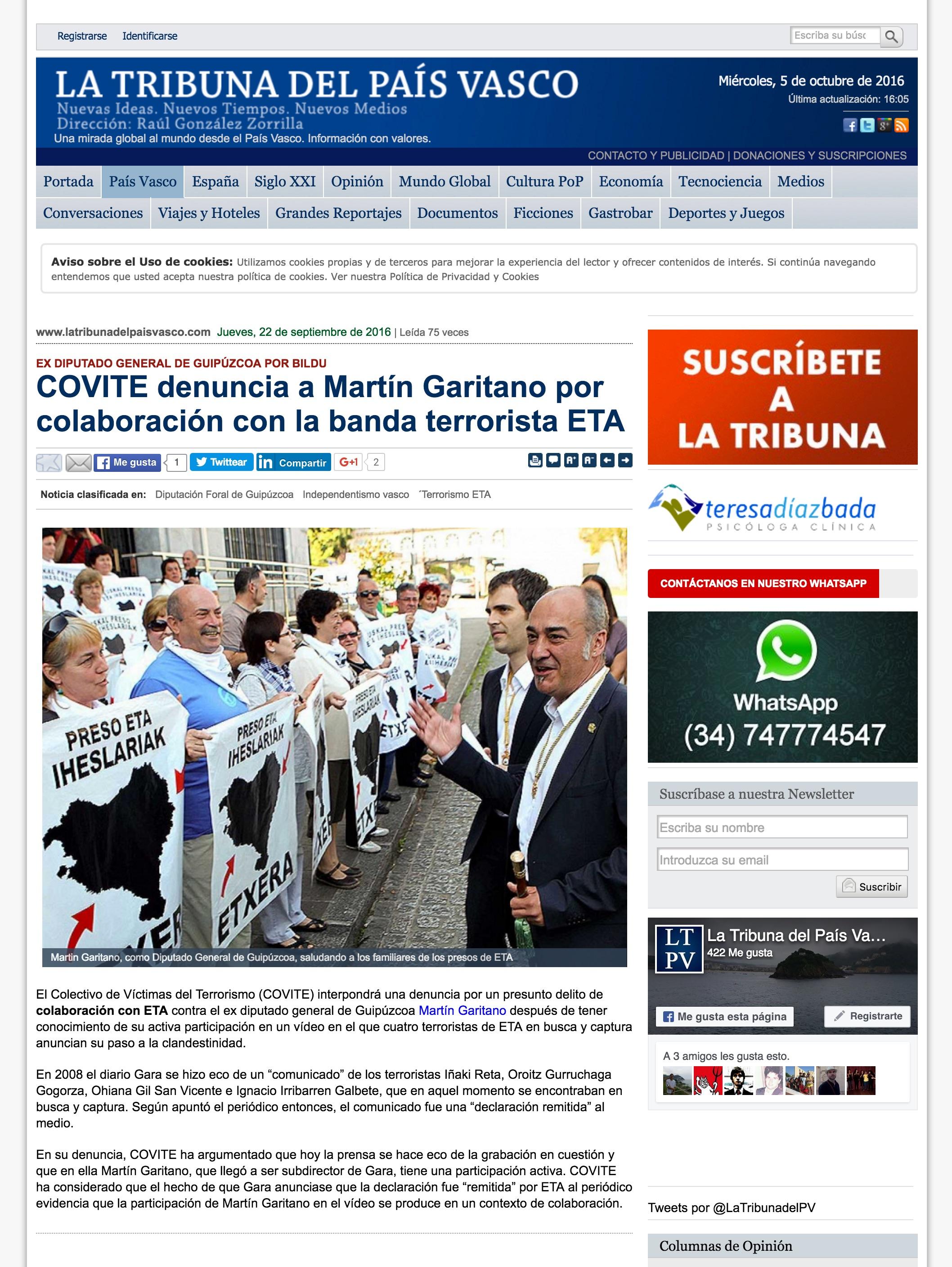 garitano_tribuna