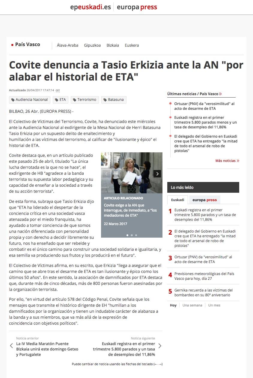 tasio_europapress