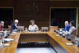 ponencia parlamento