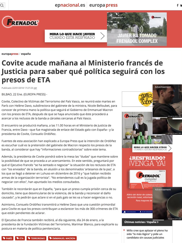 COVITE Europa Press