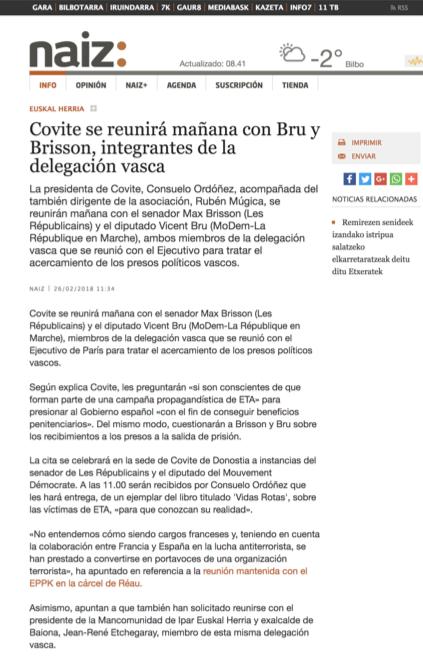 COVITE Naiz