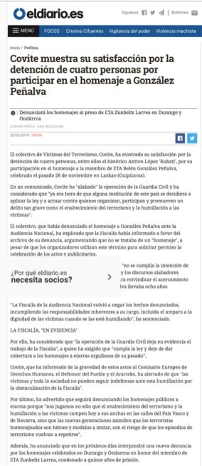 COVITE El Diario