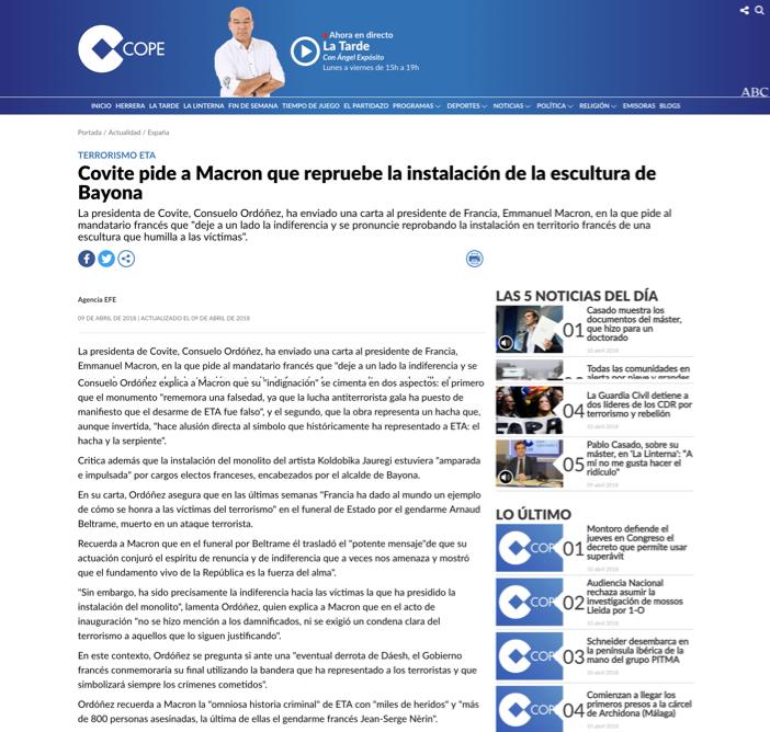 COPE WEB