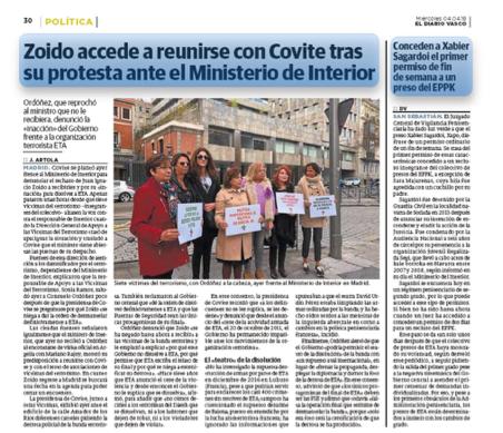COVITE El Diario Vasco