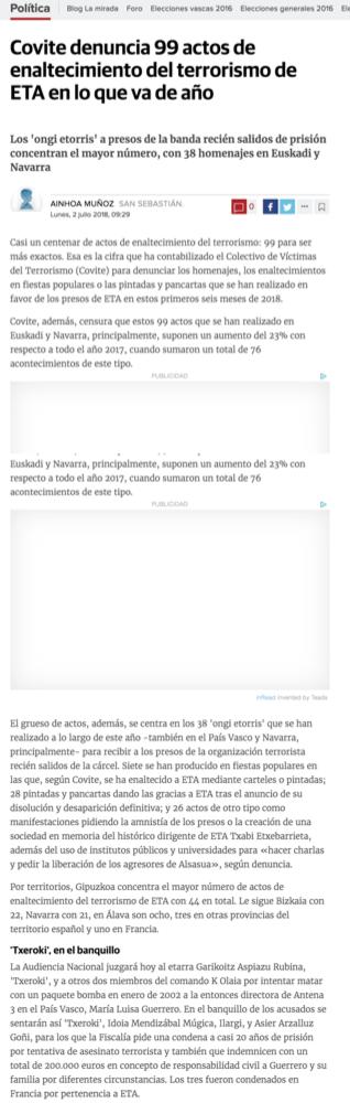DIARIO VASCO WEB